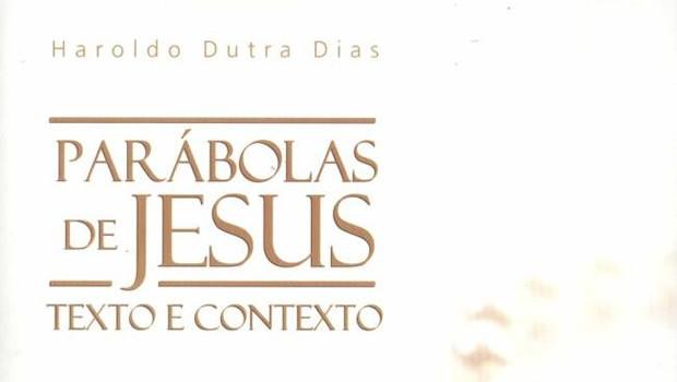 Livro Parábolas de Jesus destacada