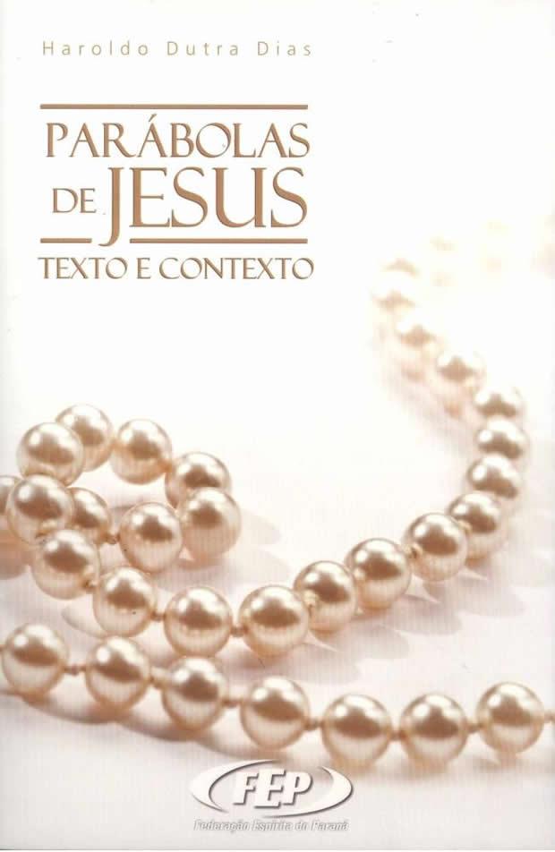 Livro Parábolas de Jesus