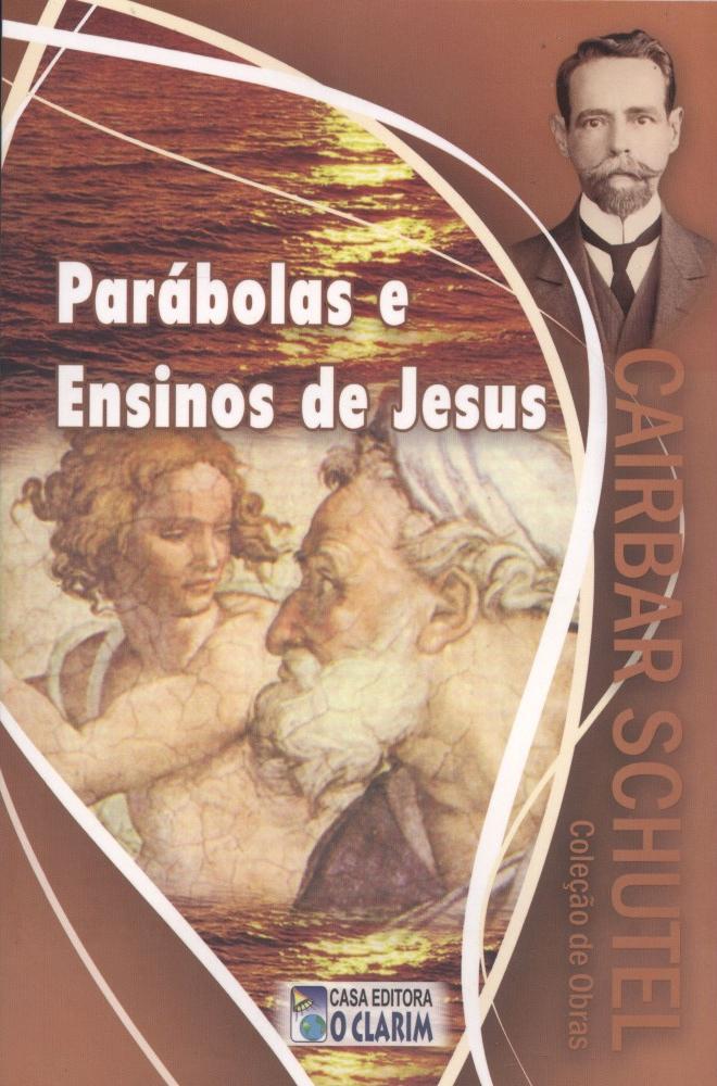 Livro Parábolas e Ensinos de Jesus
