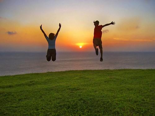 A Alegria de Viver